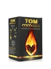 Кокосовый уголь для кальяна Tom Coco Gold, 1 кг